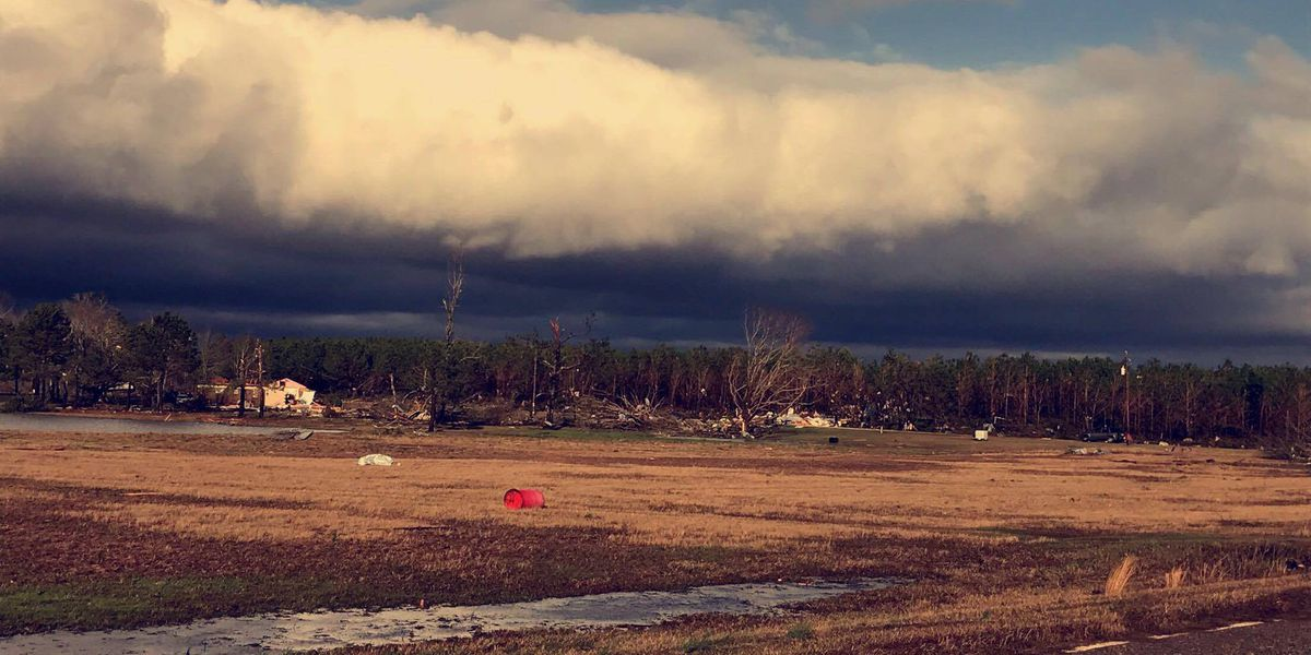 NWS determines EF-2 hit Clay, Calhoun and Randolph counties
