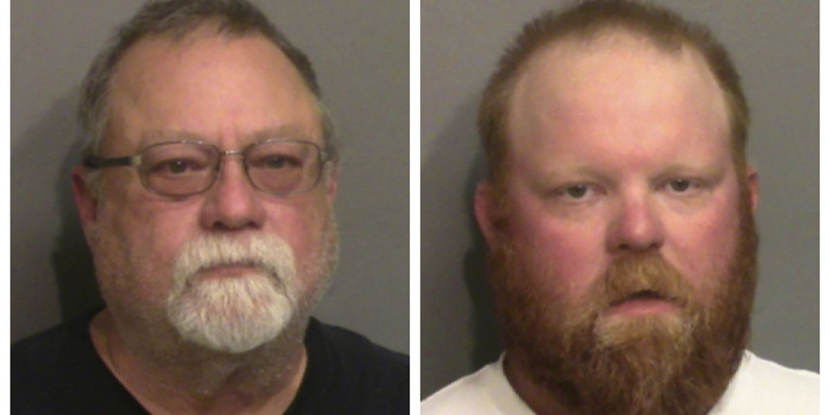 Motions filed seeking bond for Travis, Gregory McMichael in Arbery case