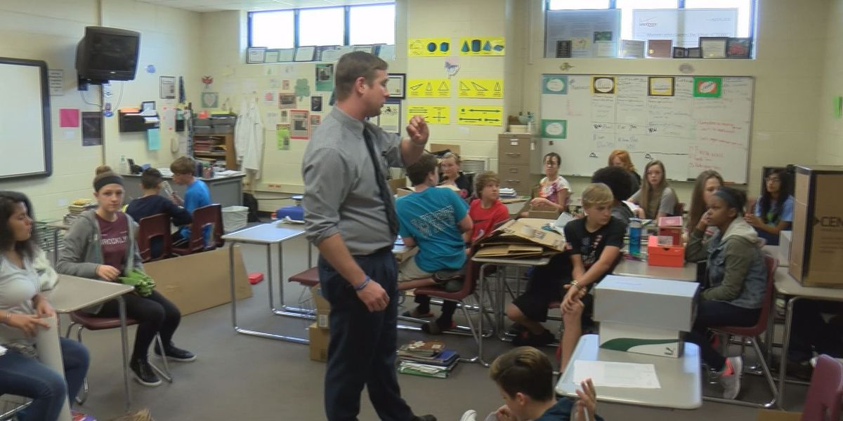 Lee Co. science teacher receives Presidential recognition
