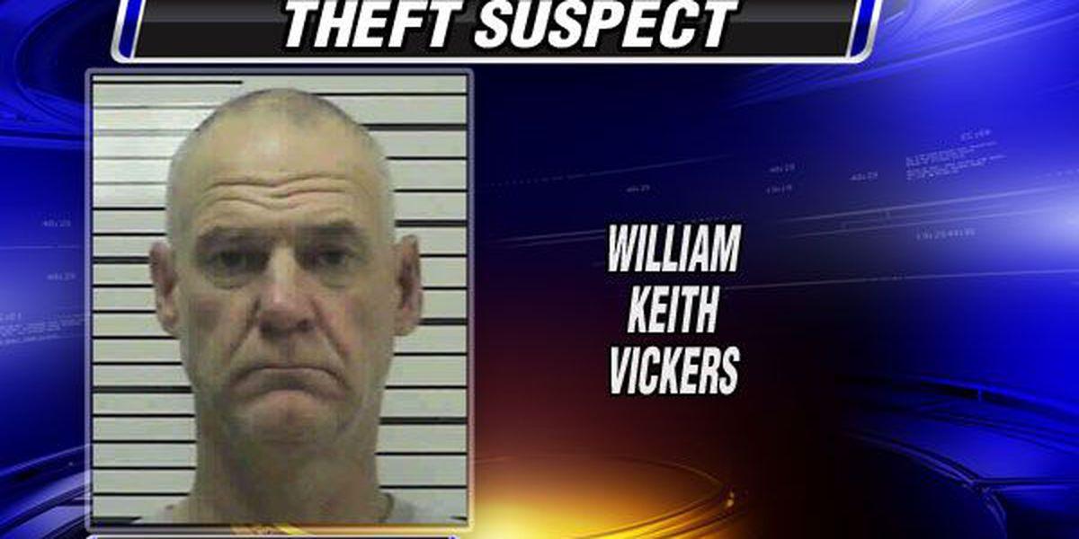 Colquitt Sheriff wants William Vickers