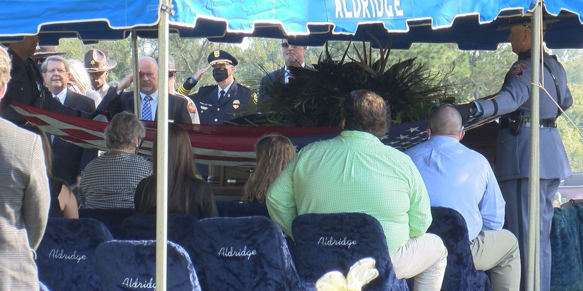 Funeral held for Sumter Co. Sheriff Pete Smtih