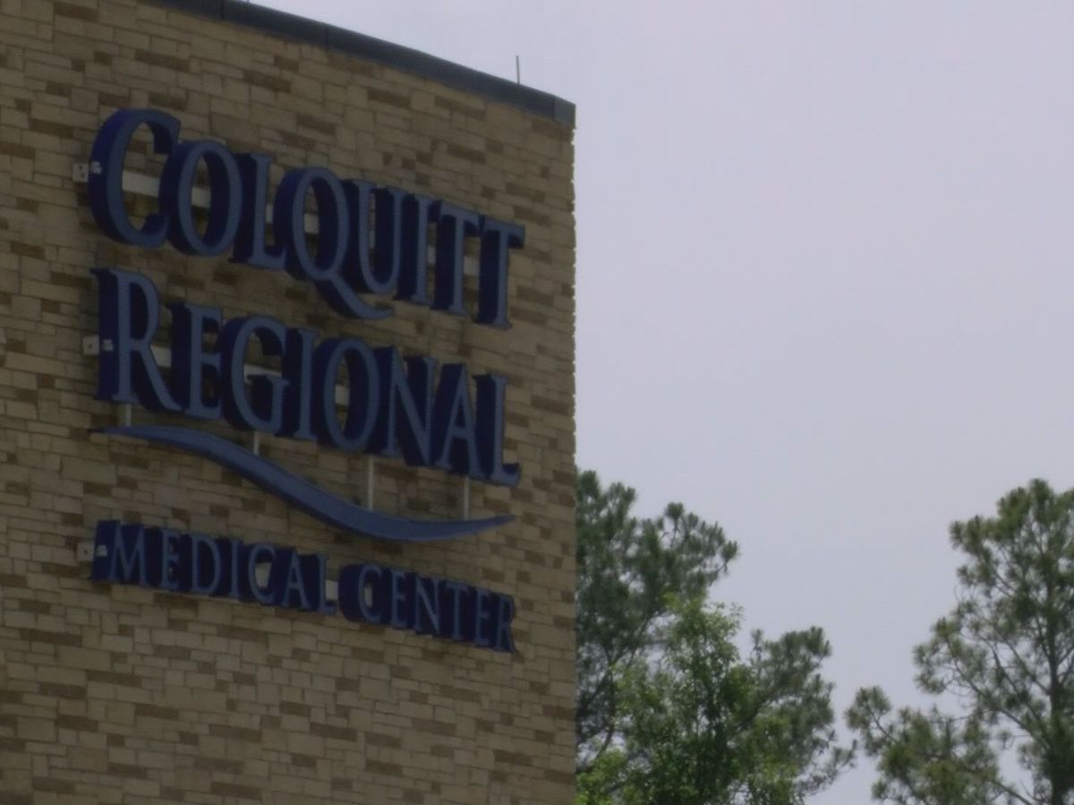 Colquitt Regional Medical Center sees a rise in COVID-19 cases