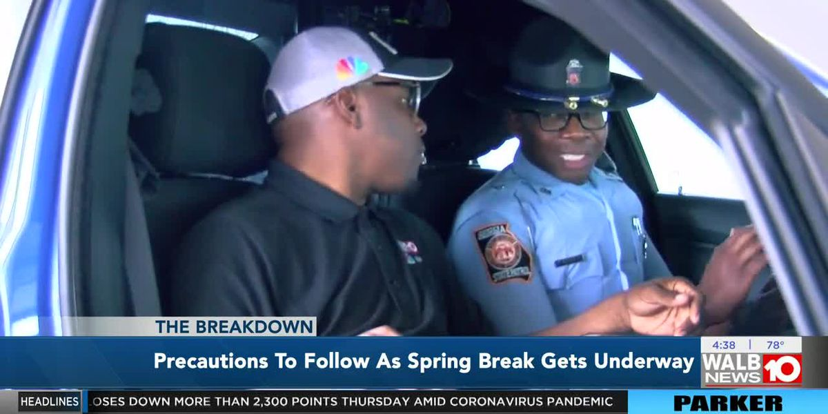 The Breakdown: Precautions to follow as getting ready for Spring Break