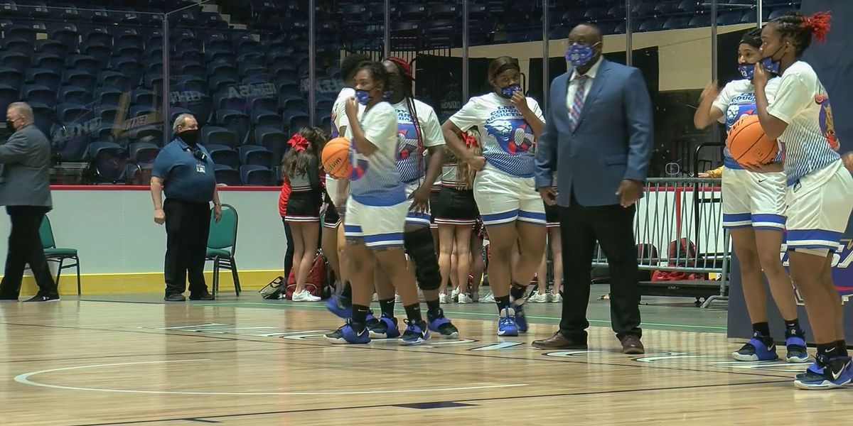 Recap: Calhoun County girls basketball defeats Clinch County for the state championship
