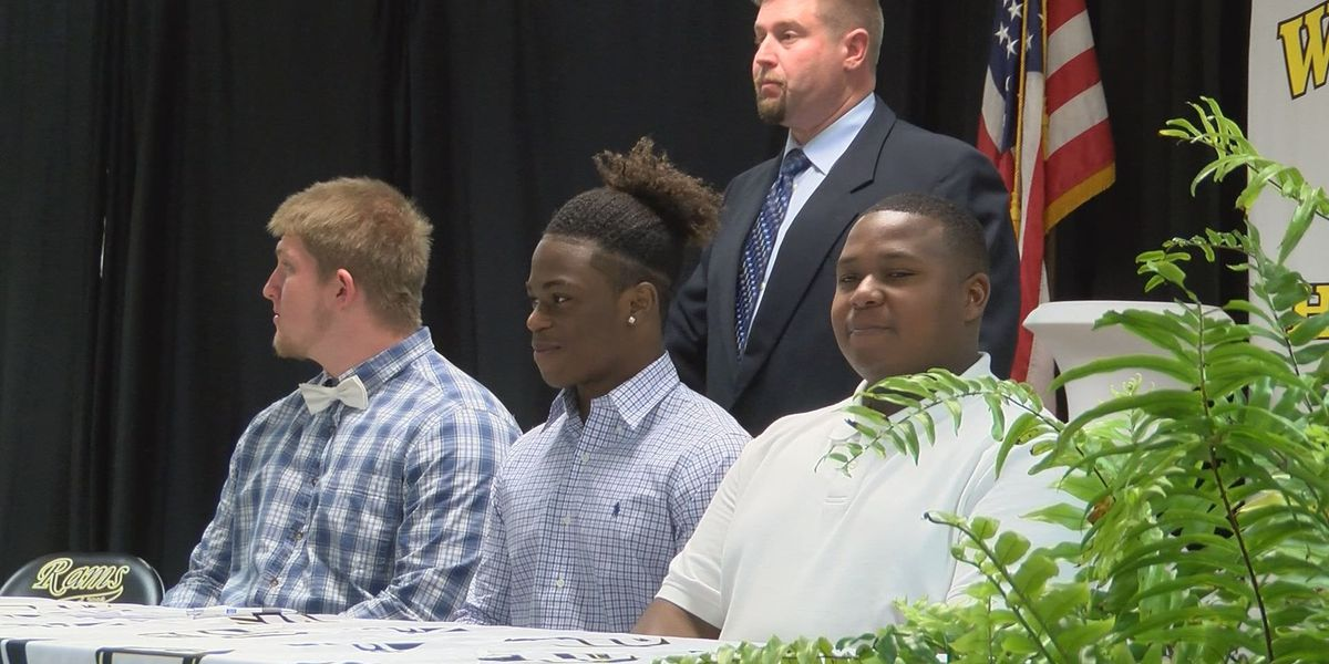 Worth County held second football signing day