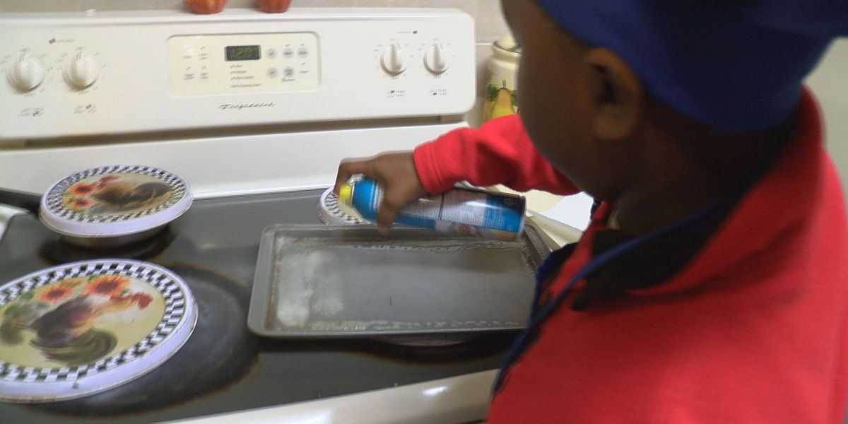 Americus boy to appear on Food Network in kids' baking competition