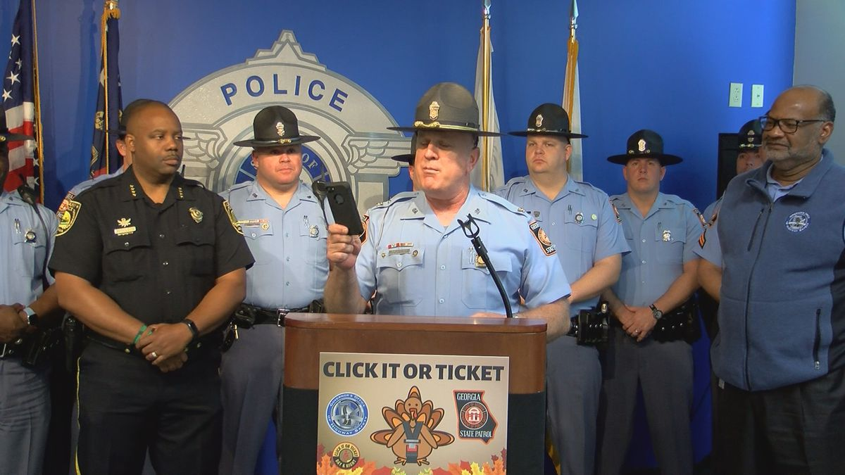 GSP: Over 11K citations issued during 2018 Thanksgiving holiday