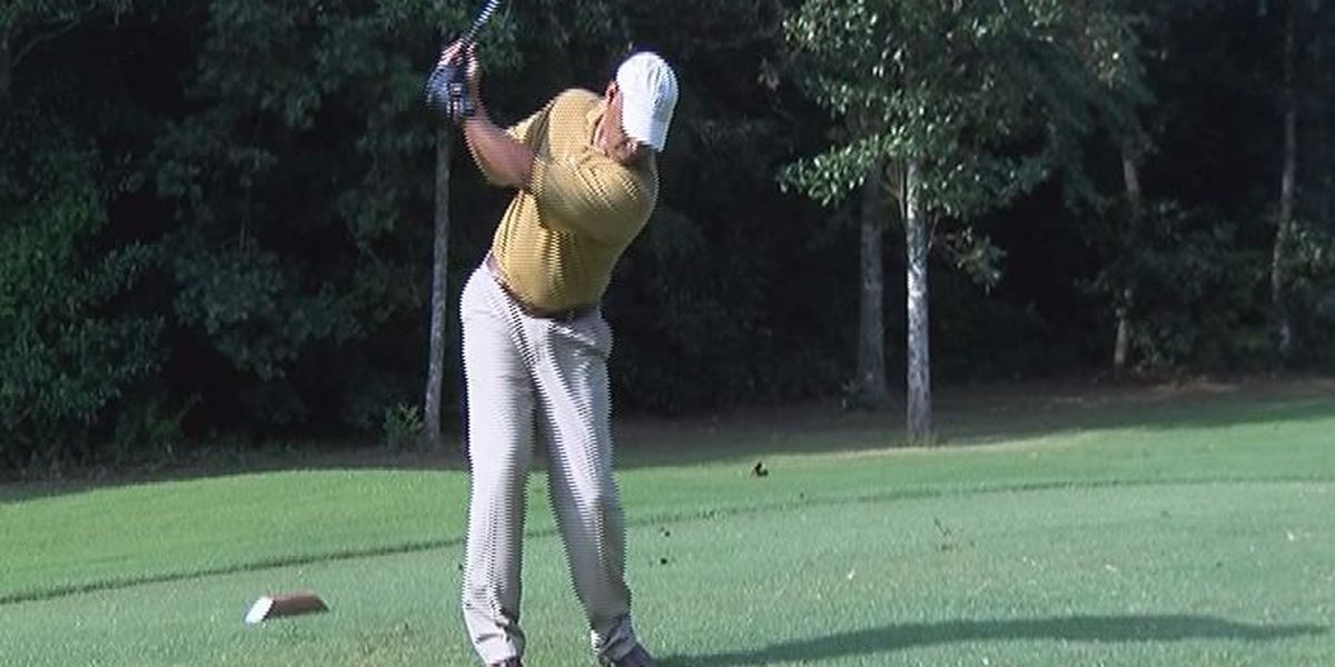 Military, civilians compete for bragging rights at golf tourney