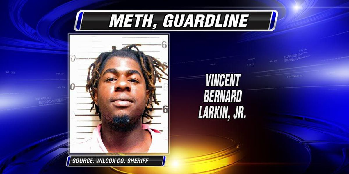 Man caught trying to smuggle Meth into jail