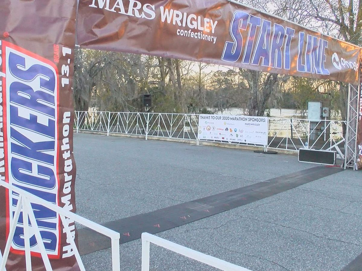 COVID protocols in place for 2021 Snickers Marathon