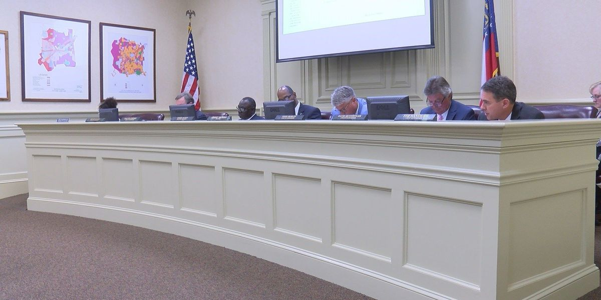 Thomasville moves forward in search for city manager