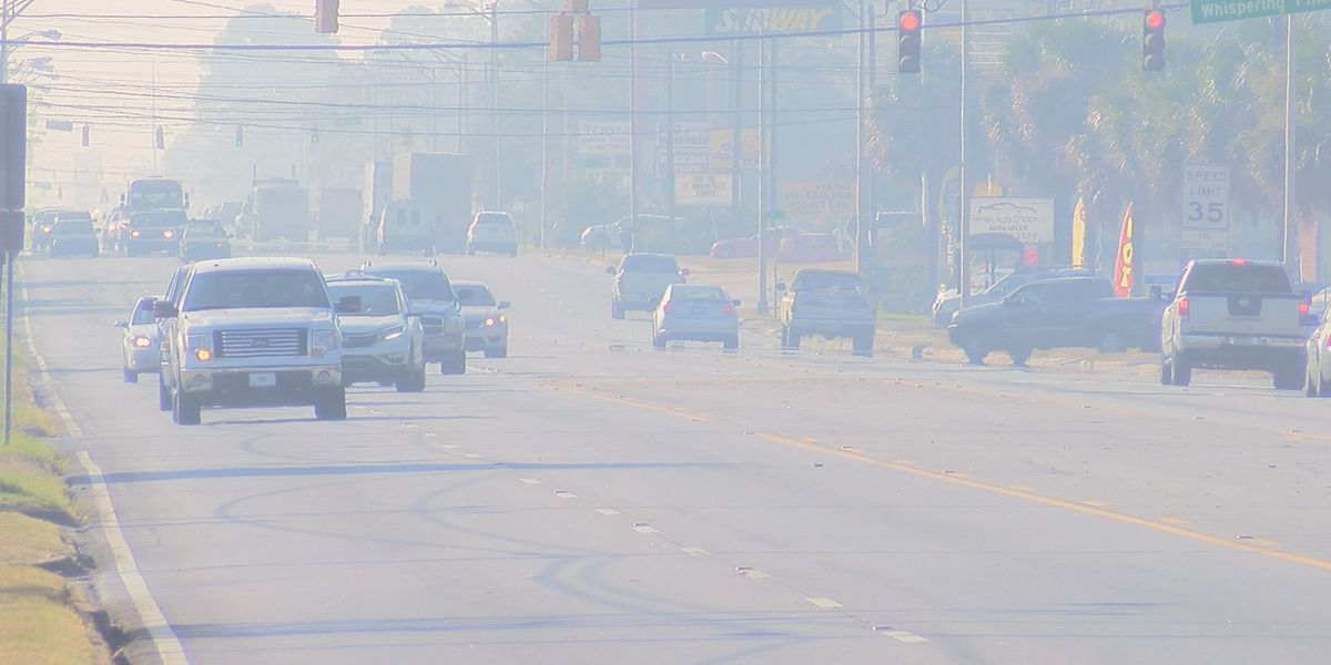 Smoke in south GA has residents concerned about fire, health hazards