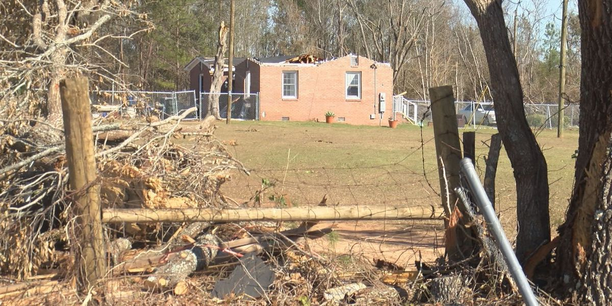 South Dougherty community tornado clean-up planned for Saturday