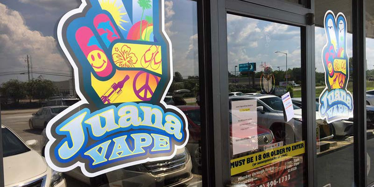 Arrests made after vape store search, but will charges stand?