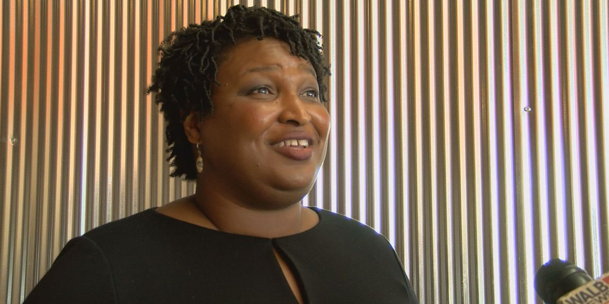 Stacey Abrams says 2020 presidential run is 'on the table'