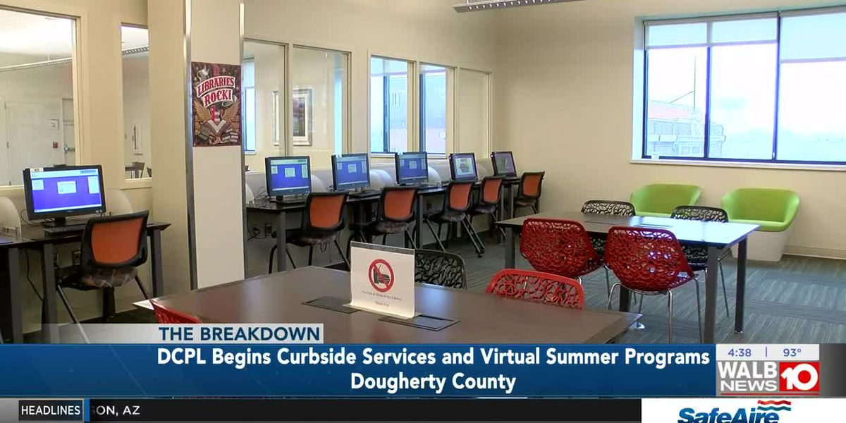 The Breakdown: Dougherty Co. Public Library beings Curbside Service and Virtual Summer Programs