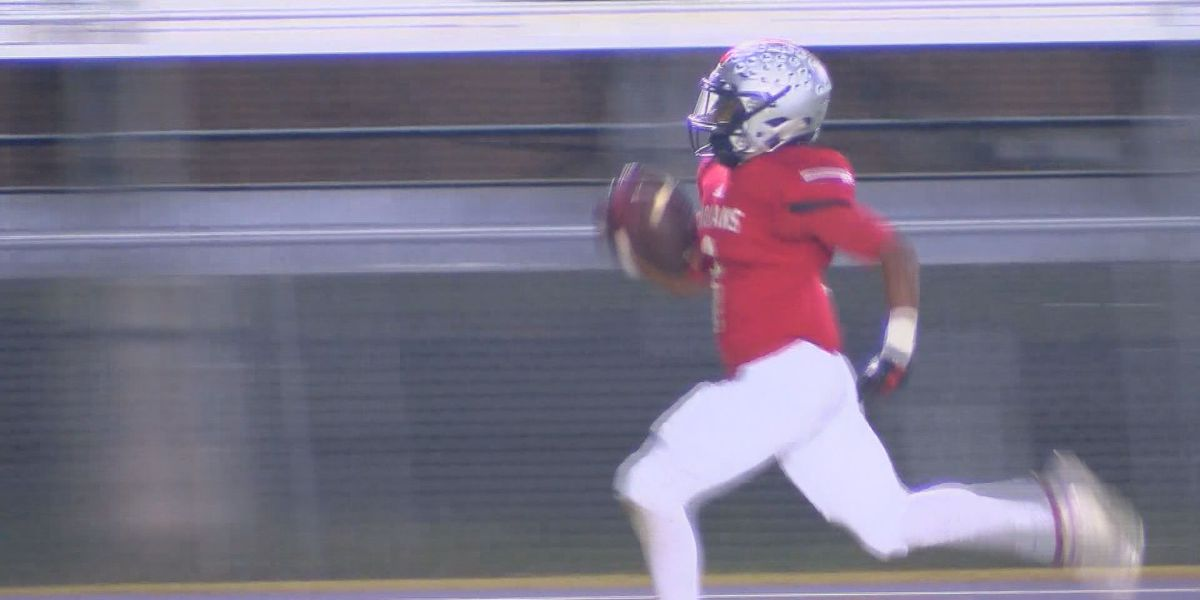 PLAY OF THE WEEK (10/30/18): Paulk goes 96 yards for the score