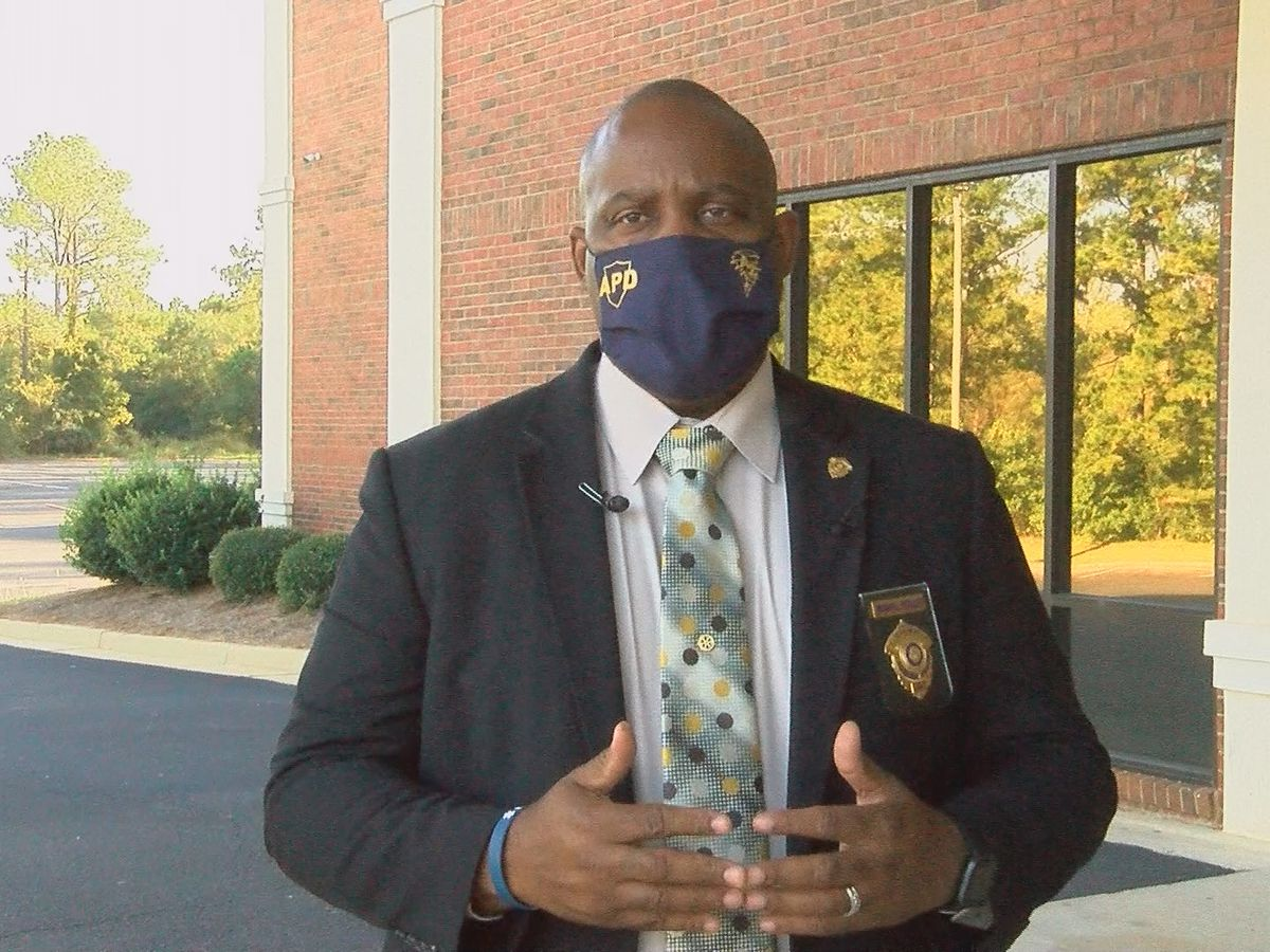 Albany police chief hosts event for families impacted by violent crimes