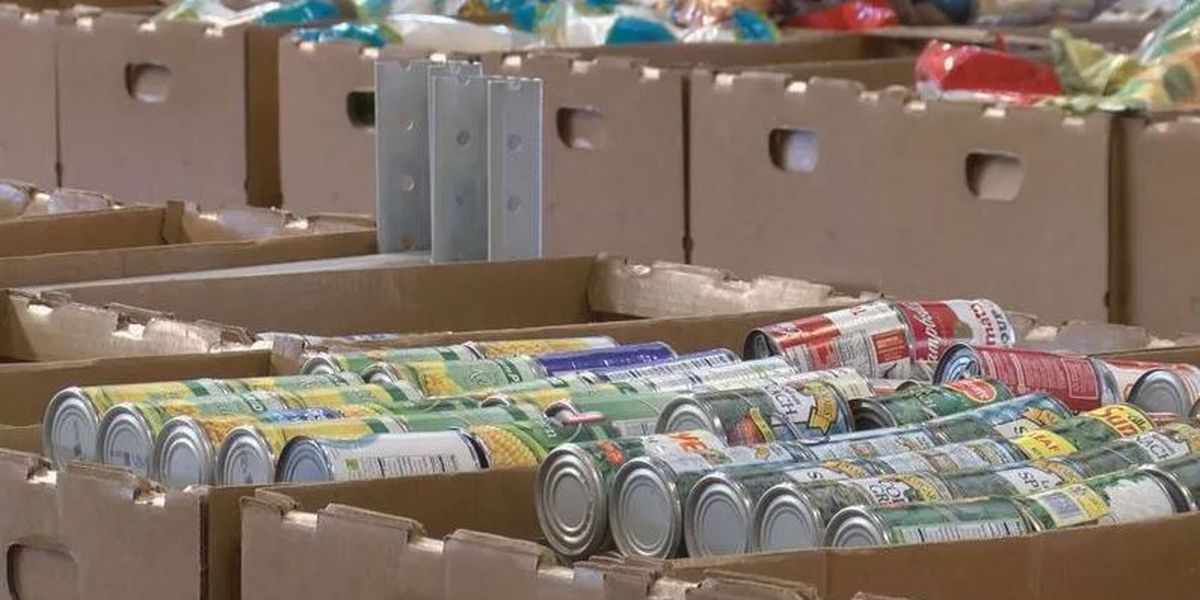 Second Harvest prepares for Stamp Out Hunger food drive
