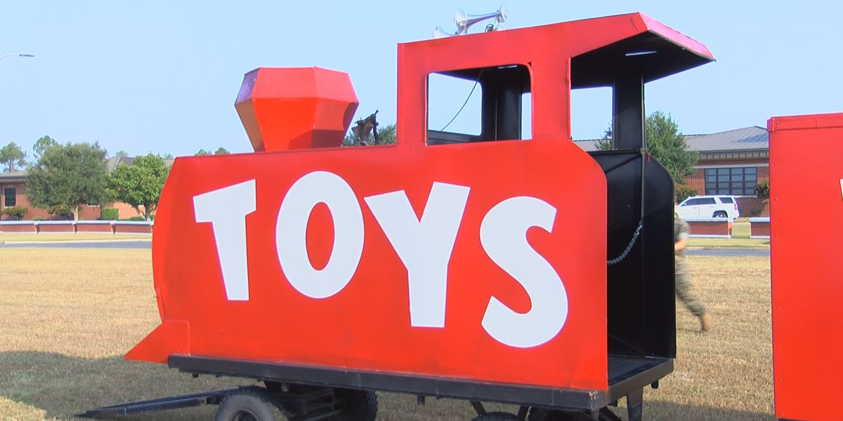 Registration for Toys for Tots is almost over