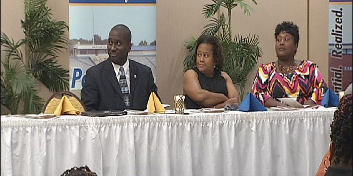 """Albany State hosts """"50 under 50"""" event"""