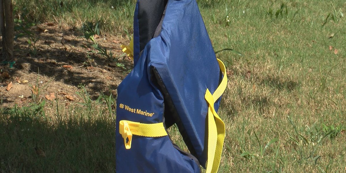 Reminder from law enforcement: Children 13 and younger must wear life vests on moving boats, kayaks
