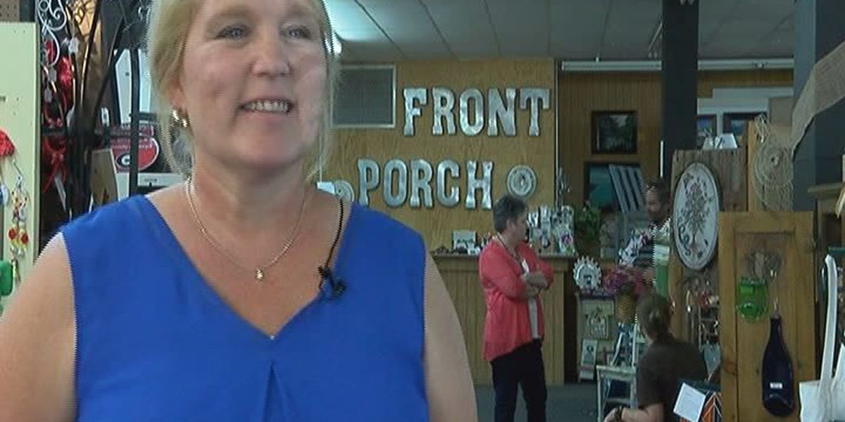 Donalsonville asks small businesses to join them on the 'Front Porch'