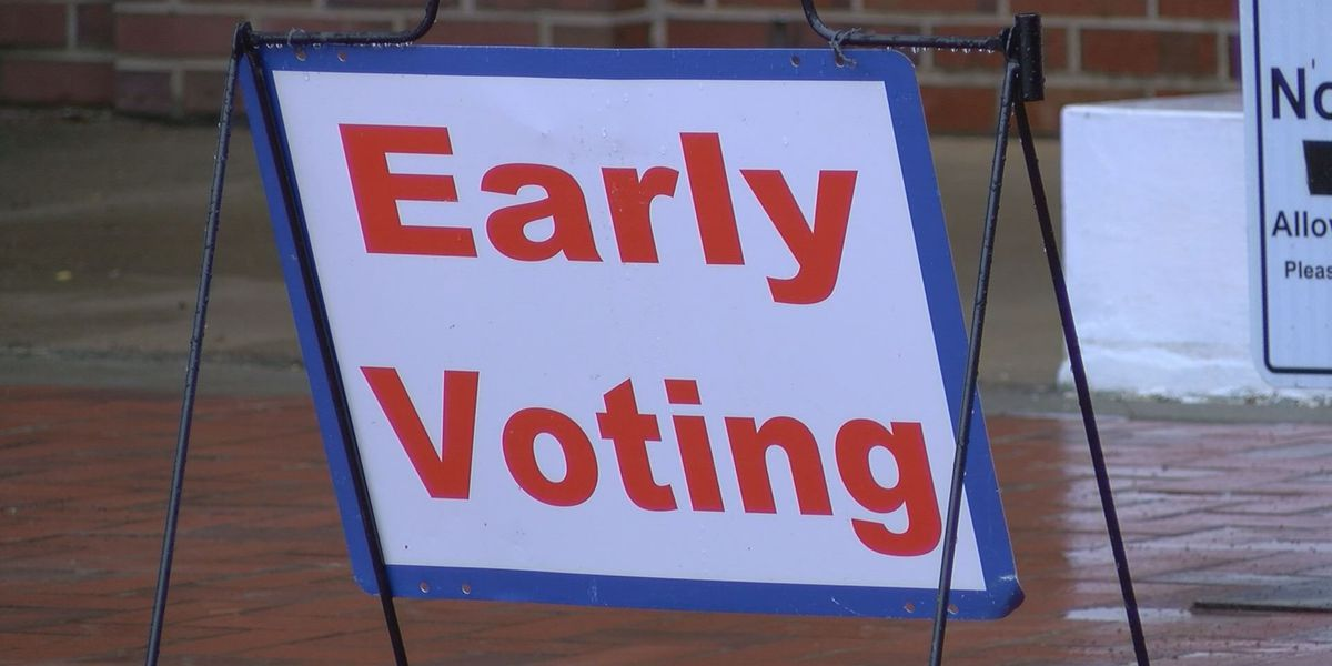 Raffensperger: Early voting hits record high