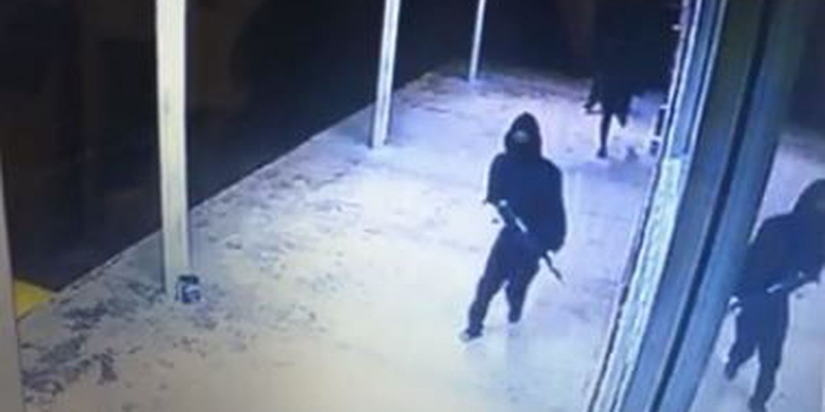 Moultrie police search for armed robbery trio