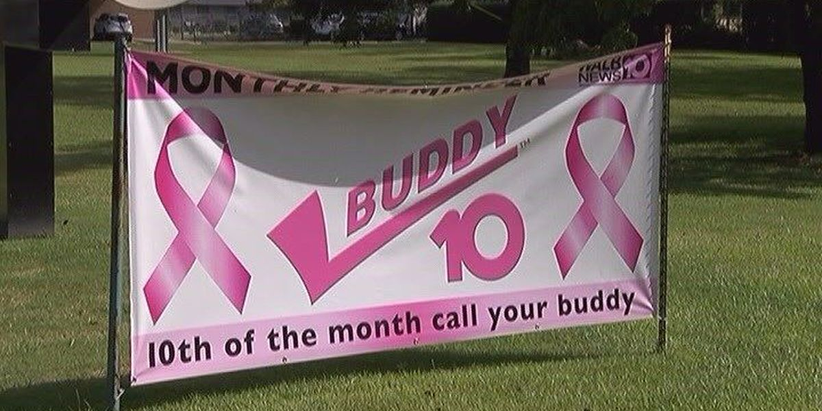 Still time to sign up for Buddy Check 10K