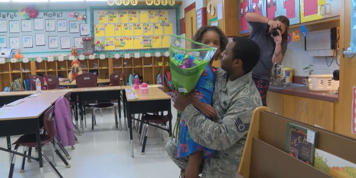 Lowndes County students get emotional surprise