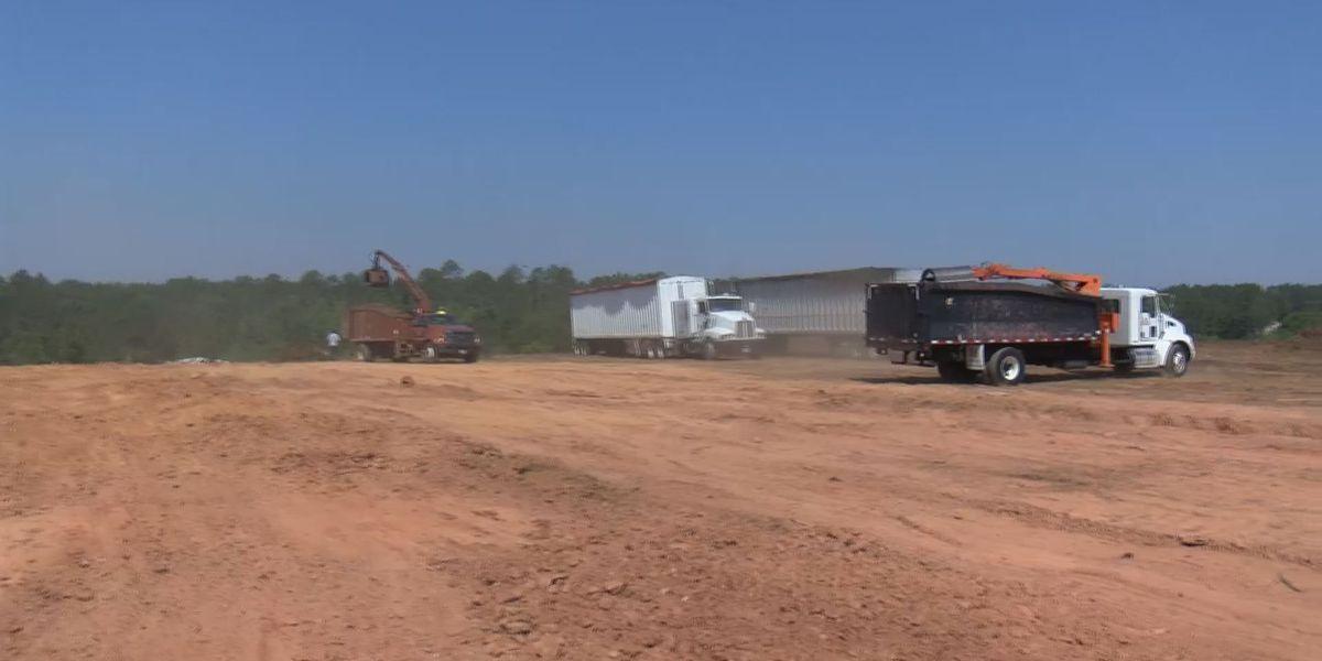 Storm debris will shrink Dougherty Co. landfill's life