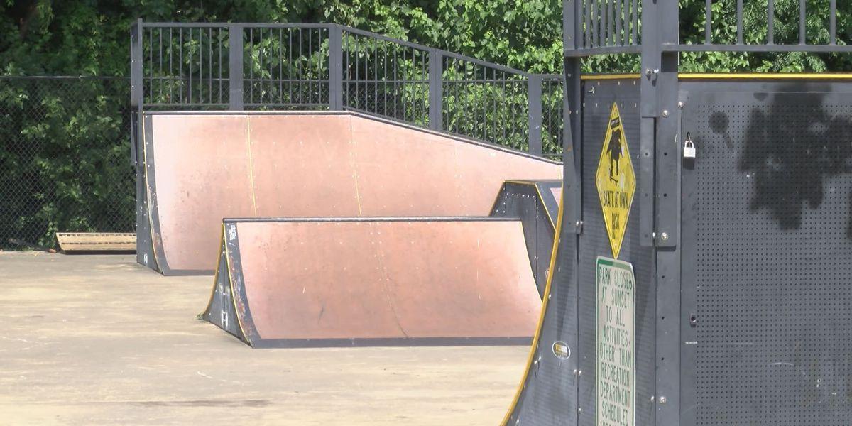 Albany skate park needs repairs