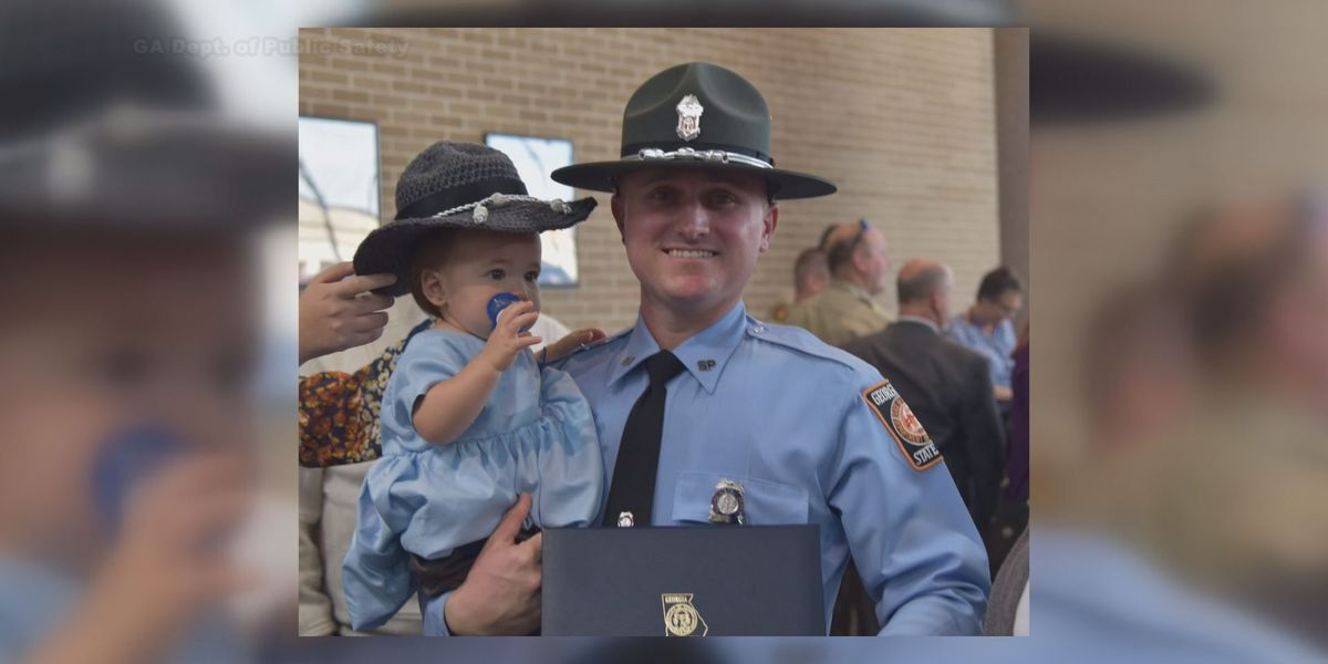 Fundraisers set to support late trooper's wife, young daughter