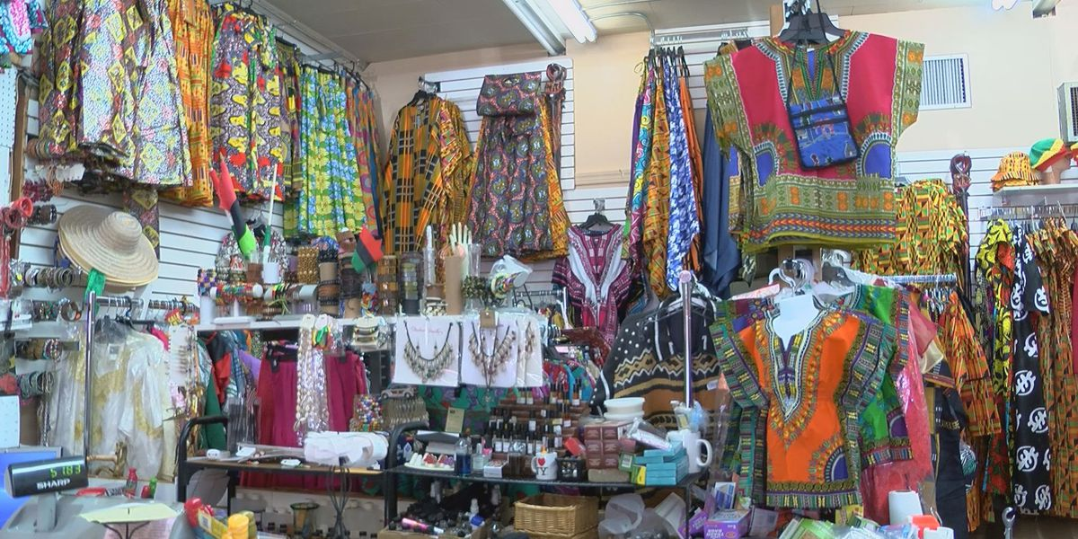 'We want to wear and show some of our heritage': African Attire Store and More marks over 30 years in business