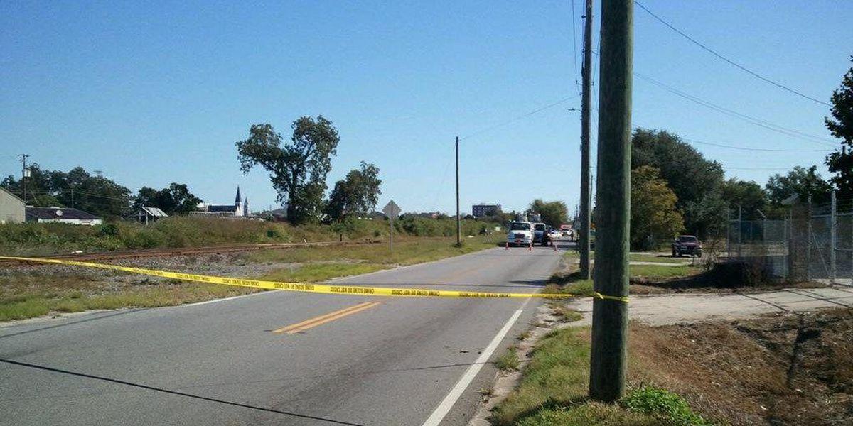 Victim hit by train identified