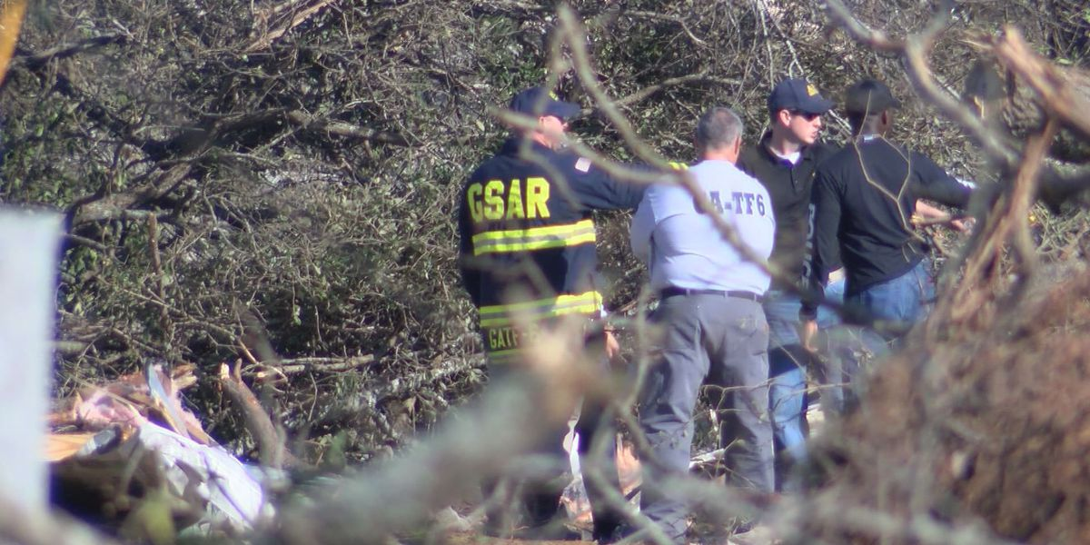 Search suspended for missing Dougherty Co. toddler until daybreak