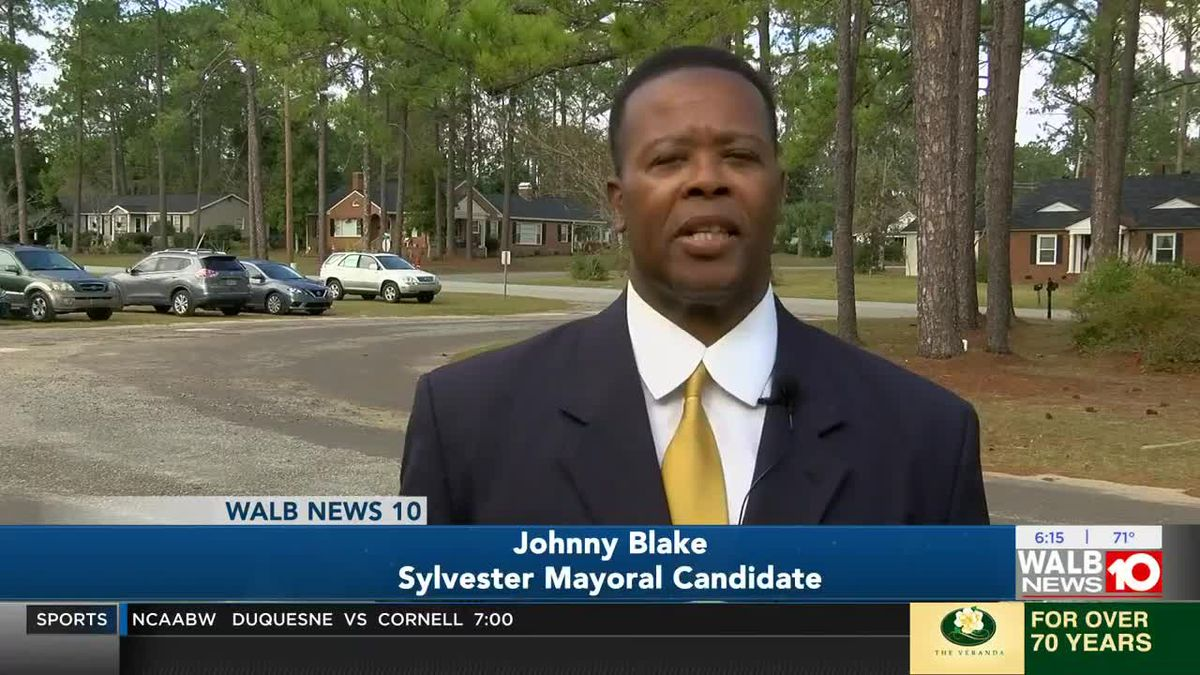 Teacher of almost 30 years runs for mayor of Sylvester