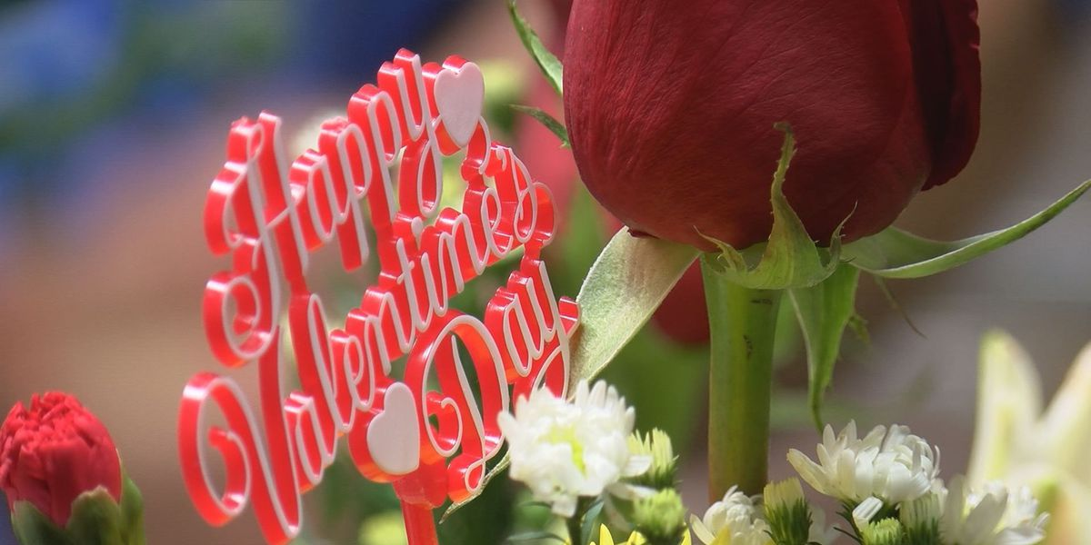Valentine's Day: Albany flower shop owner encourages you to shop local