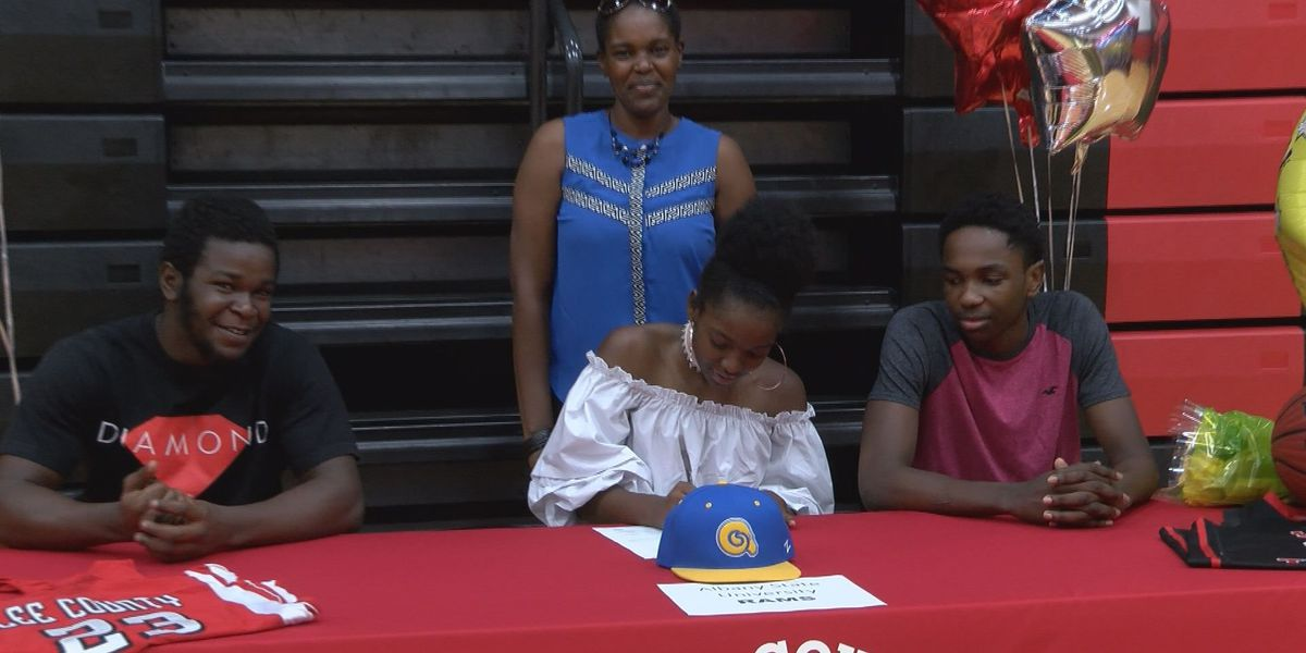 Thomas continuing her passion at Albany State