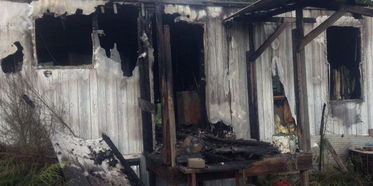 Fire destroys Worth Co. home