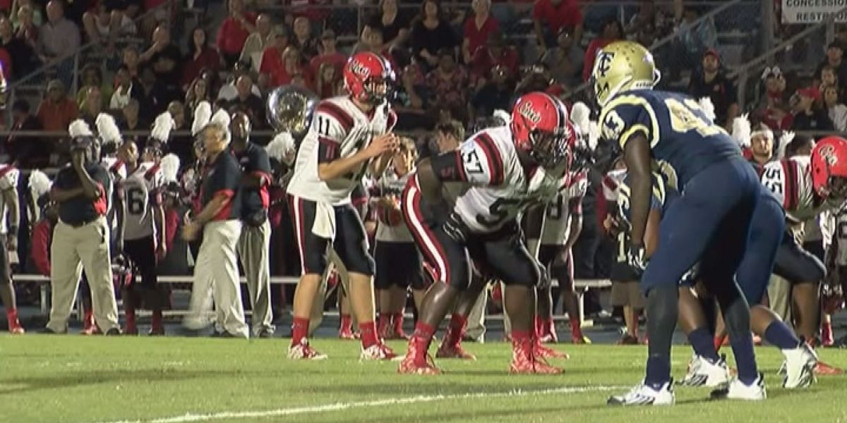 GAME OF THE WEEK: (9/2/2016) Thomas Co. Central vs. Cairo