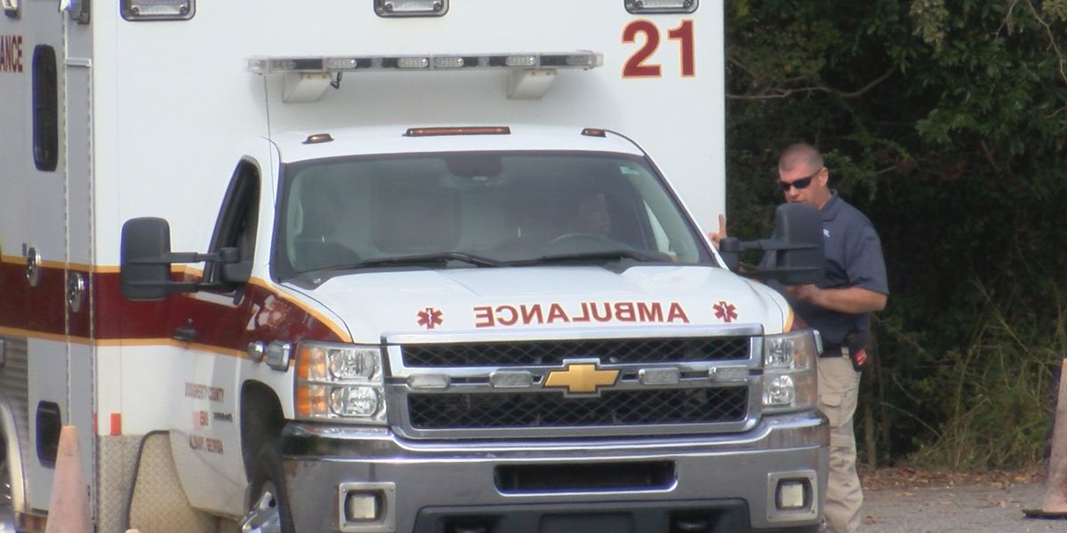 Dougherty Co. paramedics train on course to save lives, taxpayer dollars
