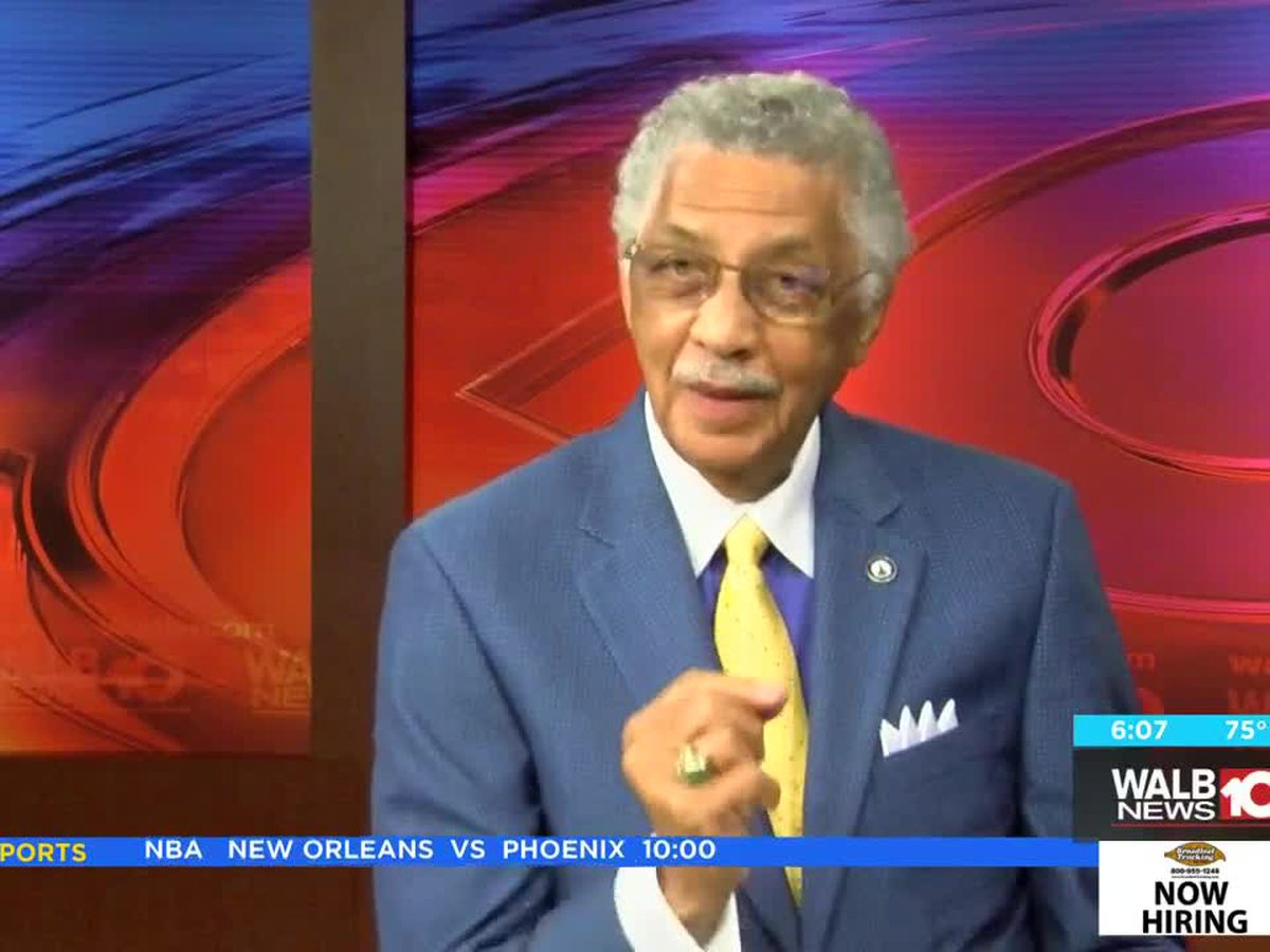John White: WALB's first black anchor