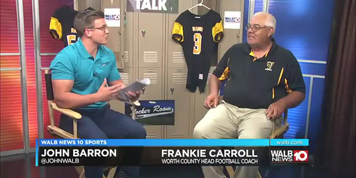 Sports Talk with John Barron - Worth County football