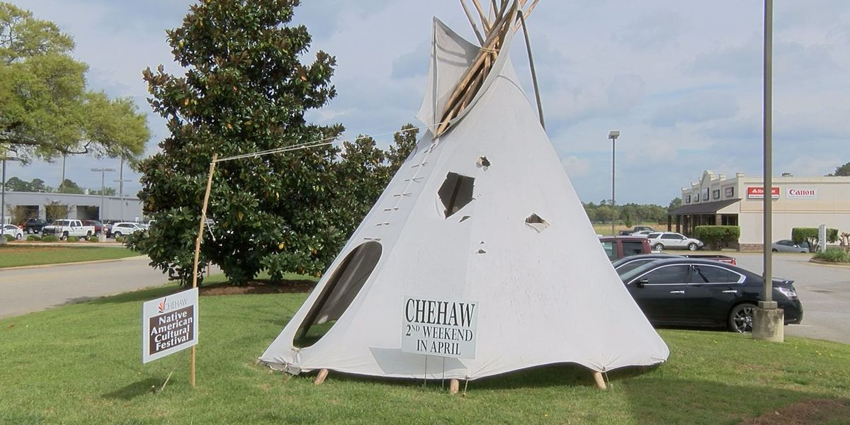 Chehaw teepee vandalized at Albany business