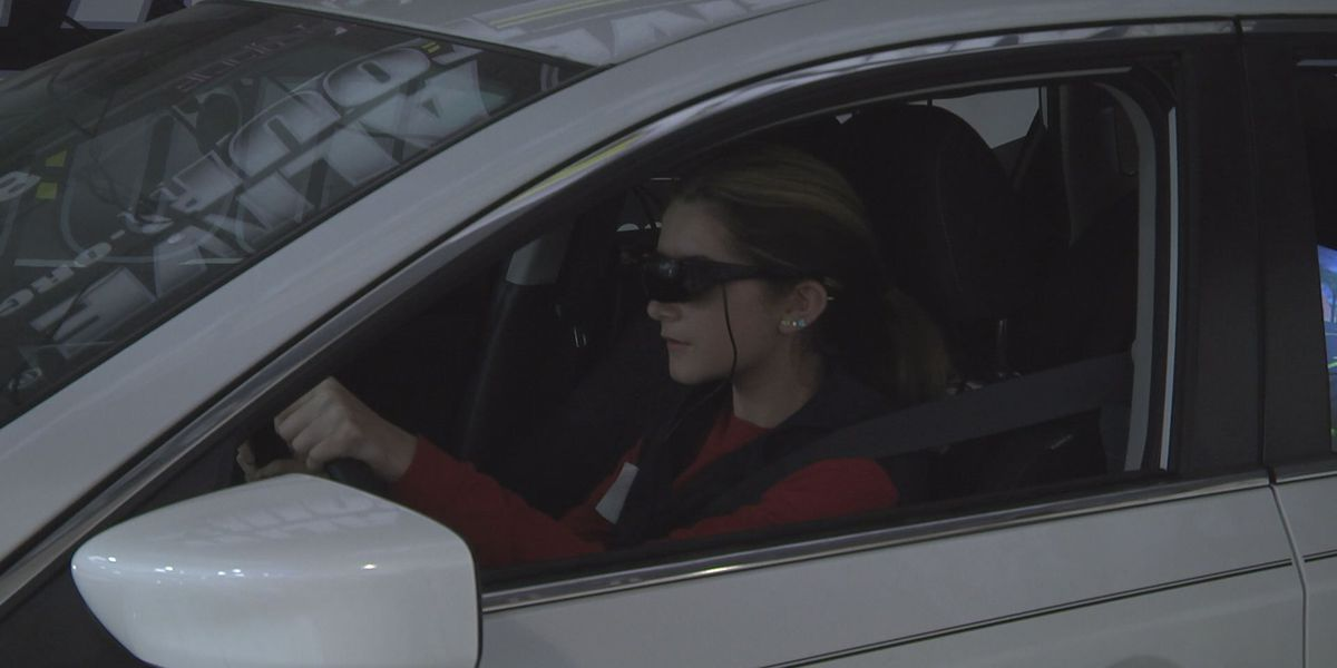 Albany Police Department hosts Arrive Alive learning event
