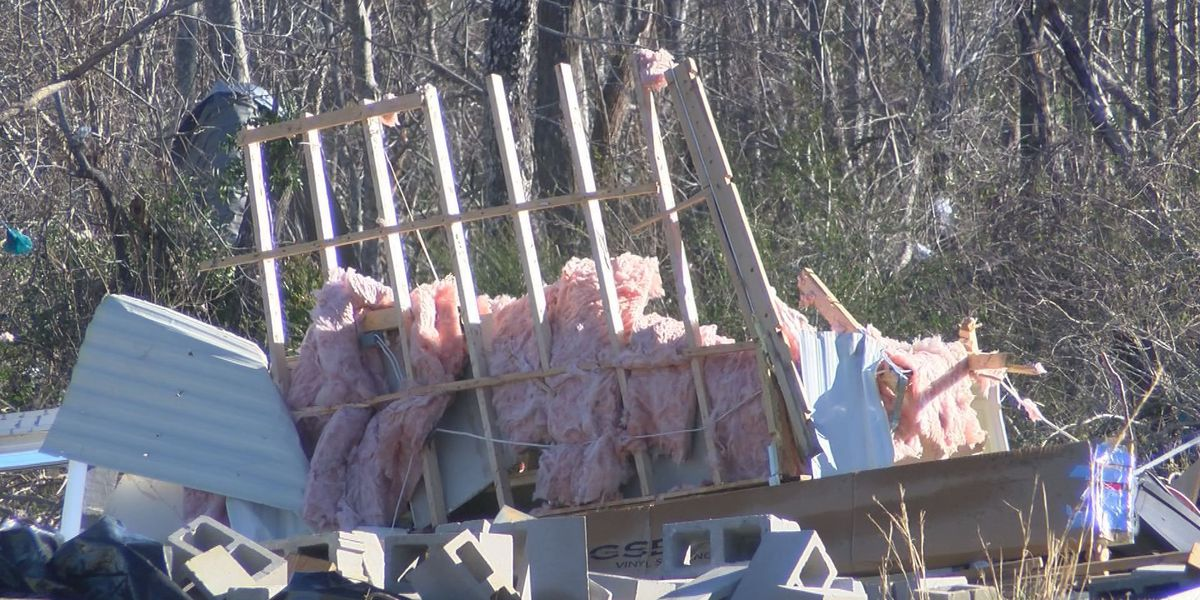 Turner Co. continues to recover from tornado