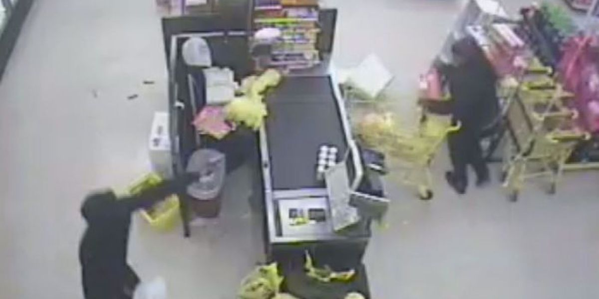 Surveillance video released of shooting at Dollar General