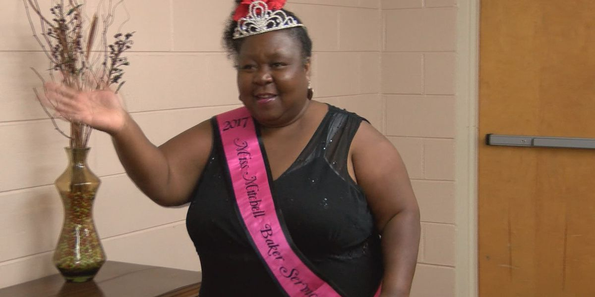 Service center hosts pageant for disabled